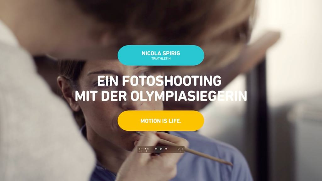 Bauerfeind Campaign Daniel Hager Making of