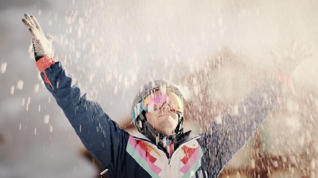 SWISS LAUBERHORN 2018 - FIRST SKI EXPERIENCE