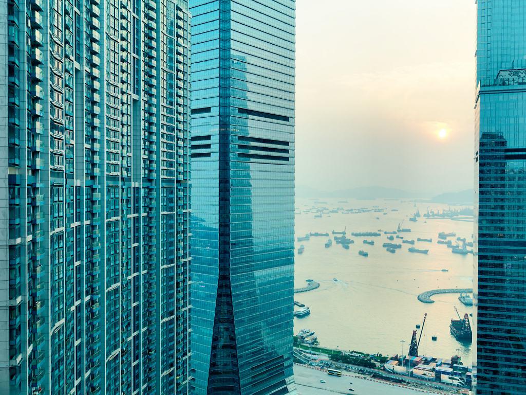 Hong Kong II, 2010 - 66x50cm